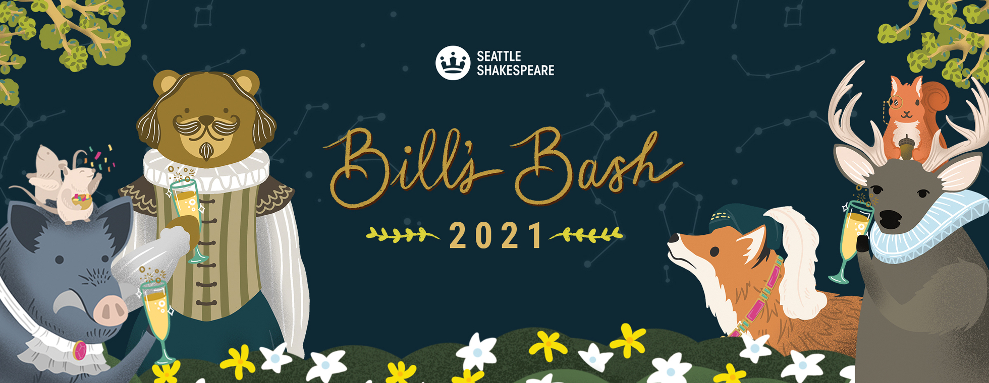 Bill's Bash 2021 Auction